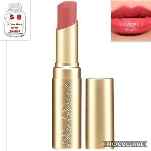 New TOO FACED La Crème Lipstick